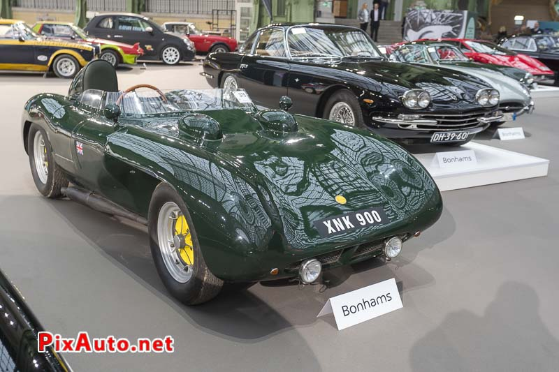Vente-Bonhams-Grand-Palais, Tojeiro-butterworth Ajd 1956
