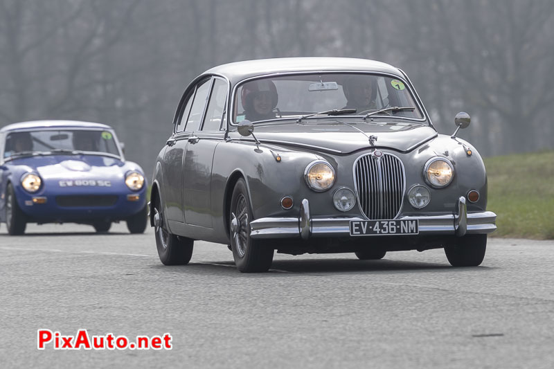 God-Save-the-Car 2019, Jaguar Mk2