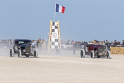 1er Normandy Beach Race, Ford Model A coupé et Roadster