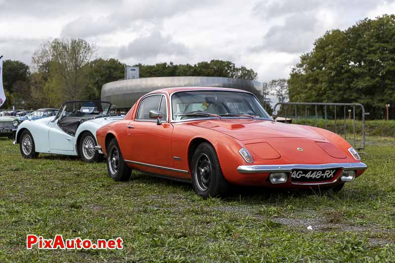 God Save The Car Festival, Lotus Elan coupe +2