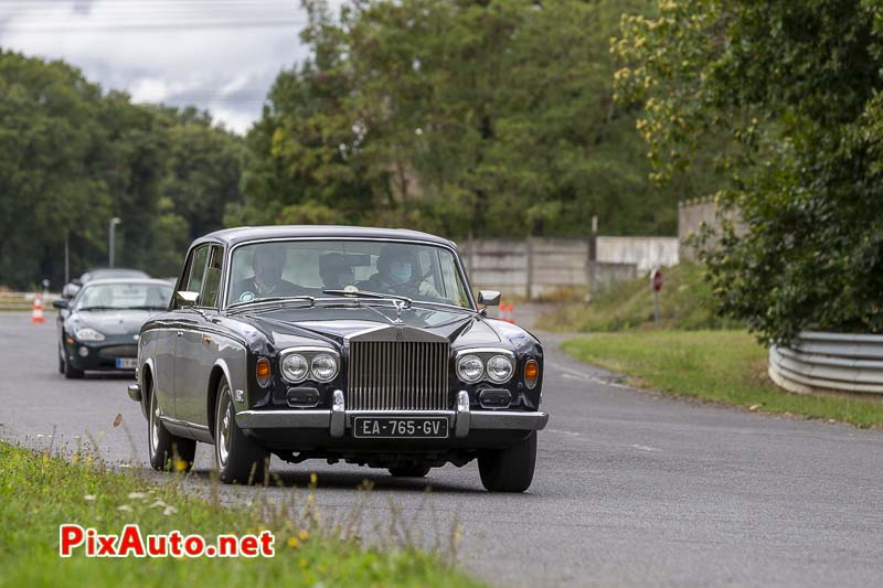 God Save The Car Festival, Roll-royce Silver Shadow