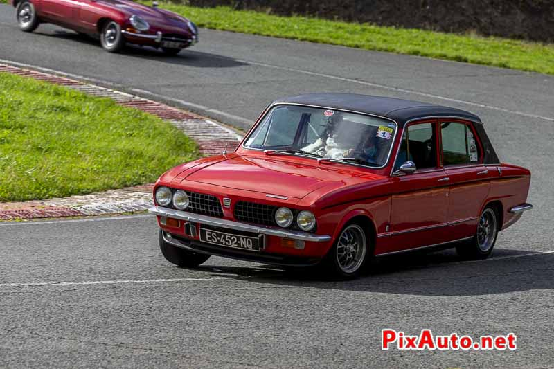 God Save The Car Festival, Triumph Dolomite Sprint