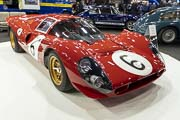 45e Retromobile, Ferrari 330 P4