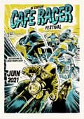 affiche Cafe Racer Festival 2021