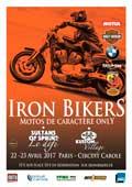 affiche Iron Bikers 2017