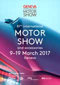 affiche Salon automobile de geneve 2017
