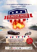 affiche US Motor Show 2018