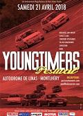 affiche Youngtimers Festival 2018