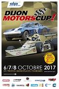Affiche Dijon Motors Cup 2017