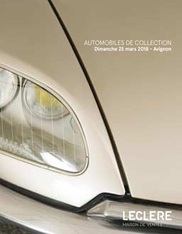 Vente Leclere a Avignon Motors Festival